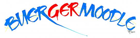 Logo von Bürgermoodle